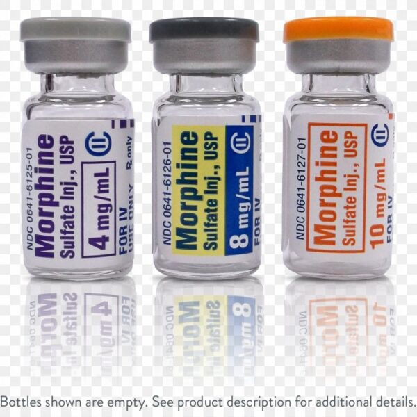 Buy Morphine sulphate Injection